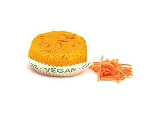 Tortina carote vegana