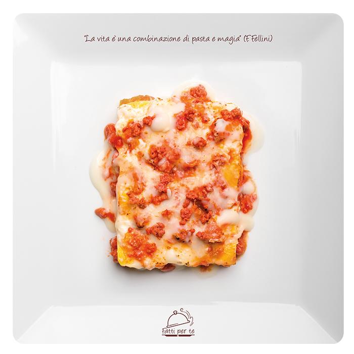 Formato Speciale – Lasagna alla Bolognese