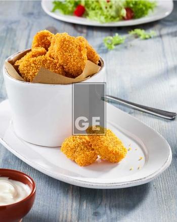 Nuggets – Bocconcini di petto di pollo – cotti