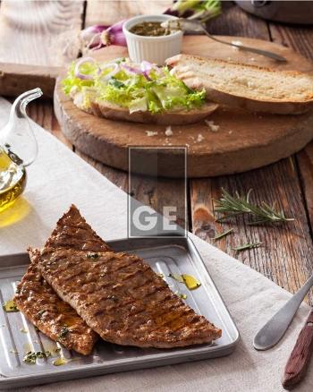 Salsiccia di suino – Grigliata rombo – cotta