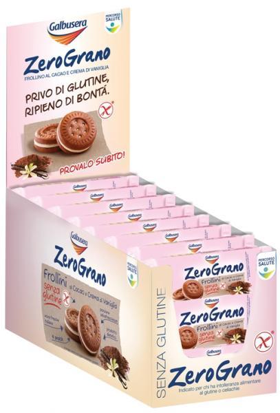 Biscotto Zero Grano Galbusera