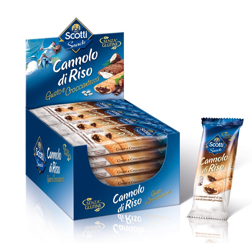 Cannolo Senza Glutine Scotti