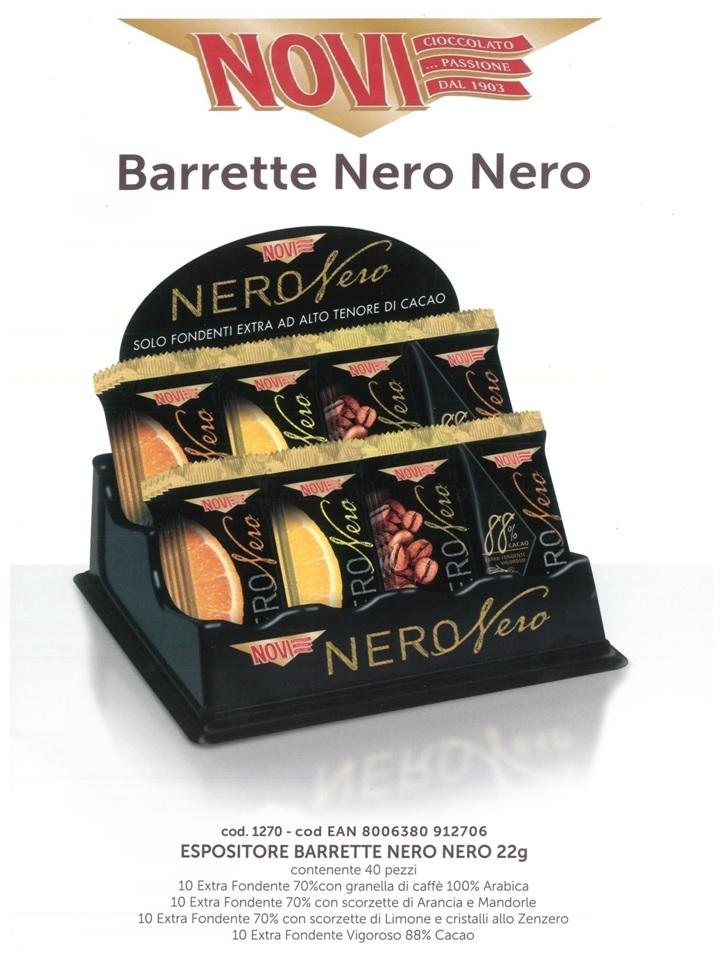 Espositore Nero Nero
